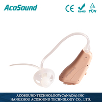 Open ear digital programmable hearing aid by CE,ISO Approved
