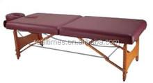WT-6608 full body thai sex body and portable massage bed folding massage bed spa folding massage bed