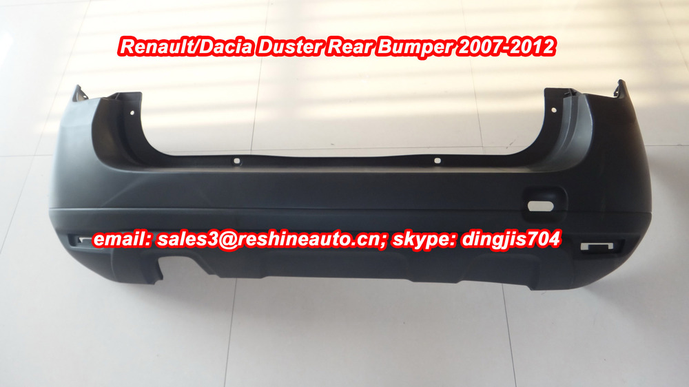 Renault Duster Rear Spoiler Renault Duster Front Amp Rear