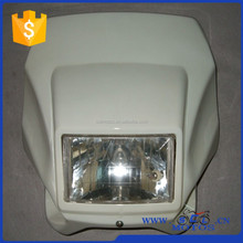 SCL-2012100386 Motorcycle GY150 With Lamp Cover Motorcycle Headlamp
