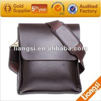 2012 Newest PU Leather Shoulder Bag For Men