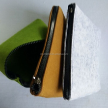 eco-friendly promotional wool felt bag