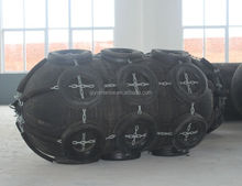 strong elasticity and mechanical absorbent peunamtic rubber fender for Ship