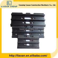 Hot selling steel track shoe track pad assembly for Komatsu, Caterpillar ,Volvo,Doosan,Hyundai,Hitachi, Sumitomo