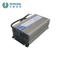 43.8V 10A Lifepo4 Battery Charger 12S 36V 10A Battery Charger