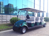 Newest classic smart 6 seat electric go cart for golf course made in China