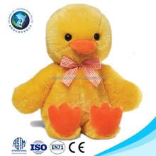 Meet European standard cheap stuffed chicken plush toy cute easter yellow plush stuffed soft wind up chicken toy