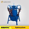 la minería de oro de la máquina del filtro hydrocyclone
