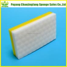 Kitchen cleaner melamine sponge/ nano sponge/magic eraser