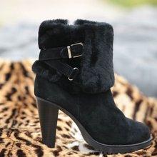 High Heel Woman Boot