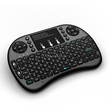 Touchpad air mouse I8 fly Air mouse I8 airmouse I8 air fly mouse wireless bluetooth keyboard for Android tv box m8