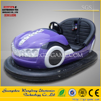 New children favourite bumper car used battery coin operated game machine