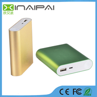 Hot Selling customized 12000mah Portable Power Bank for Mobile Phone and tablet pc