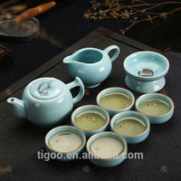 TG-401W129-C Hot selling with great price brass copper tea set