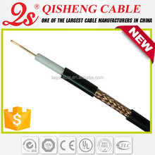 15years exporting experience CE RoHS approval coaxial cable manufacturer RG6 RG59+2C cctv cable for hidden camera