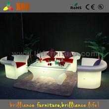 home docor illumating LED Sofas Interiors Design