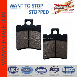 more experience of electric bike kit for honda brake pad