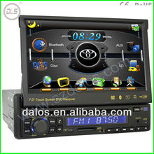 Newest 1 din car dvd android 4.0 with TV Tuner GPS bluetooth 3G WIFI chinese dvd player 1 din car dvds gps
