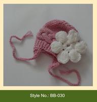 BB-030 fancy kids knit warm hat