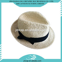 Simple design modern products popular child panama hat