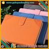 Customized pu leather Agenda decoration marked notebooks