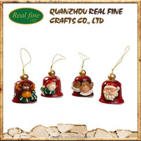2014 Hot sale crafts resin christmas toy
