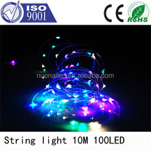 street pole string lights for lighting garland wreaths trees and floral