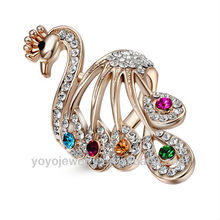 High quality animal rings jewellery