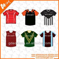 Popular sublimation soccer jersey for association / team