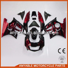 China wholesale custom for HONDA CBR600FS 95-96 body kit full fairing t from china
