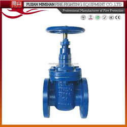 Resilient seat stem gate valve with price