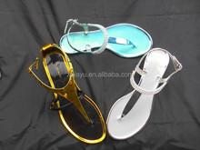 Beautiful sandal shoes