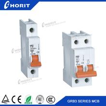 CE 63A 900V 4 Poles Solar Australia DC Miniature Circuit Breaker