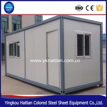 Mobile kitchen container/ modular homes/ china prefabricated homes / home decor container house