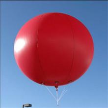 Pvc inflatable helium balloon/inflatable advertising ballon