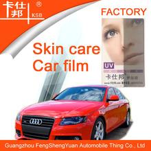 400% anti-UV car film,high definition car solar film, solar control car film with skin care, car film
