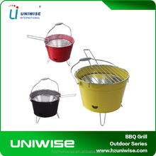 Factory selling burn oven, mini charcoal bbq grill/ easily cleaning bbq