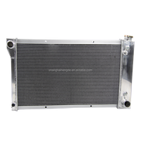 """3 ROW 1967 68 69 70 71 72 FOR CHEVY TRUCK L6 6 CYLINDER 26"""" WIDE CORE RADIATOR"""