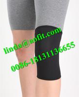 Closed Knee Brace Sleeve Support Sport Wrap Stabilising Knee Strap Guard