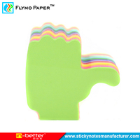 Promotional Top Quality Hand Sticky Notes for Sale