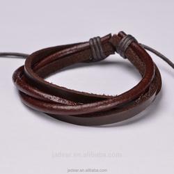 Mens Black Rubber & Stainless Steel Bracelet Manufacturer