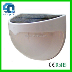 Low price best selling outdoor solar wall light cc led drive