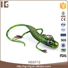 Good made in china gecko shape metal wire craft