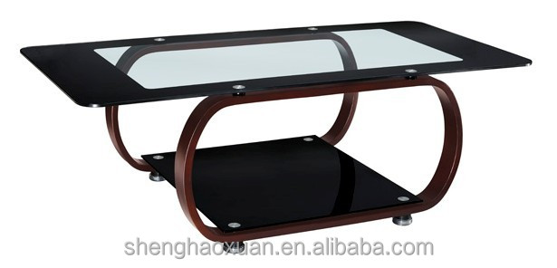 Modern Design Wooden Tea Table 7404 Center