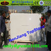 China high quality natural stone /high polished snow white marble