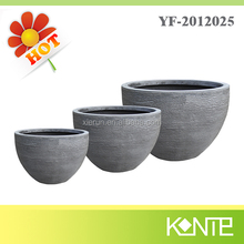high strength textured pottery pot,cheap pottery,pottery