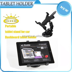 hot selling car accessories Car windshield Suction Holder for ipad car holder lazy tablet holder