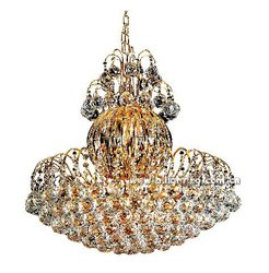 Brilliant cristal light with super quality for decor
