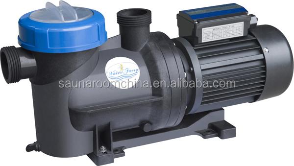 L'eau faery marque débit d'eau 30m3/h1.5 hp pompe à eau submersible