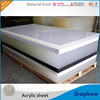 weather and heat resistant plastic acrylic sheet wholesale